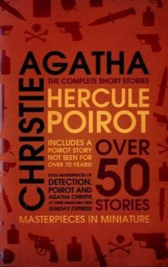 Hercule Poirot: The Complete Short Stories. Das große Poirot-Buch, englische Ausgabe - Agatha Christie