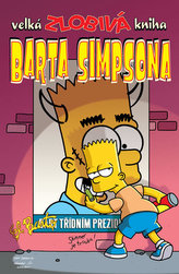 Simpsonovi - Velká zlobivá kniha Barta Simpsona