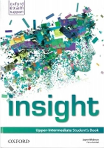 Insight Upper Intermediate Student´s Book