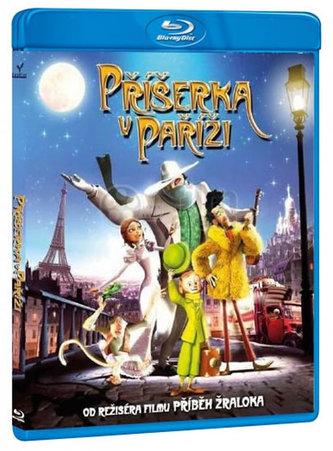 Příšerka v Paříži - Bluray