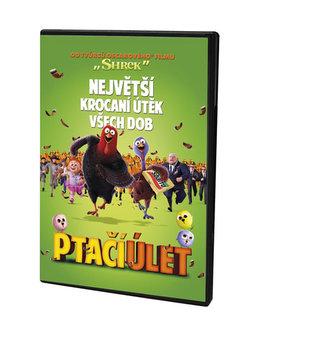 Ptačí úlet - DVD - neuveden