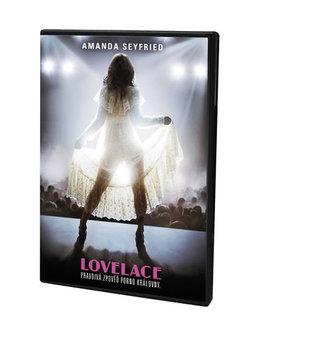 Lovelace: Pravdivá zpověd královny porna - DVD
