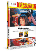 2x DVD Historky z…  Pulp Fiction/Historky z podsvětí + Pawn Shop Chronicles: Historky ze zastavárny
