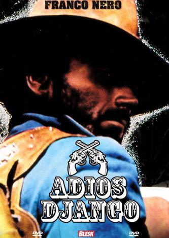 Adios Django - DVD - neuveden