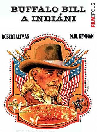 Buffalo Bill a indiáni - DVD - neuveden