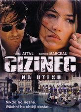 Cizinec na útěku - DVD