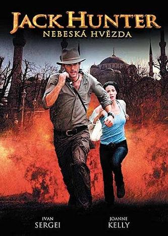 Jack Hunter 3: Nebeská hvězda - DVD