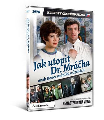 Jak utopit Dr. Mráčka aneb konec vodníků v Čechách - DVD