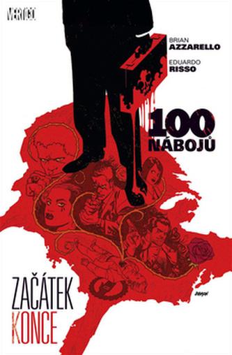 100 nábojů 11 Začátek konce - Eduardo Risso; Brian Azzarello