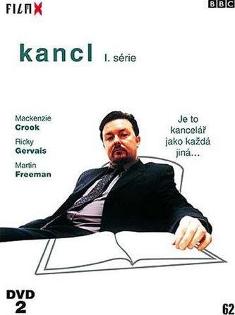 Kancl I.serie - část 2 - DVD