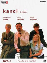 Kancl II.serie - část 1 - DVD