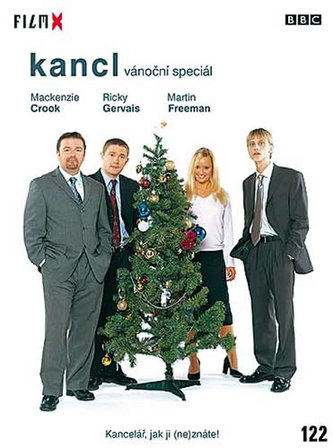 Kancl: Vánoční speciál - DVD