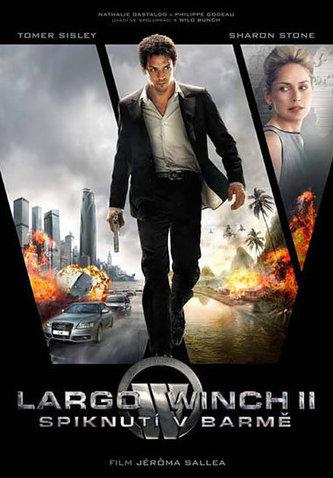 Largo Winch 2: Spiknutí v Barmě - DVD - neuveden