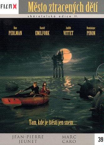 Město ztracených dětí - DVD