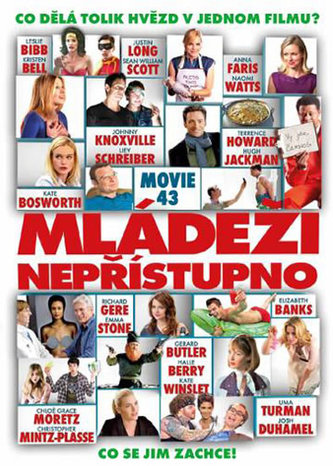 Mládeži nepřístupno - DVD - neuveden