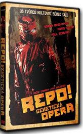 Repo! Genetická opera - DVD