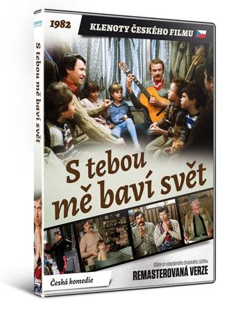 S tebou mě baví svět - DVD