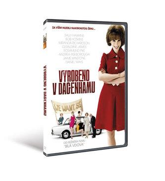 Vyrobeno v Dagenhamu - DVD