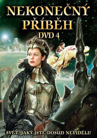 Nekonečný příběh - díl 4 - DVD
