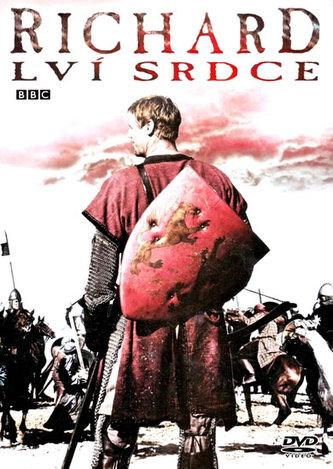 Nesmrtelní válečníci: Richard I. Lví srdce - DVD - neuveden