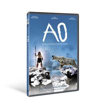 AO Poslední neandrtálec - DVD