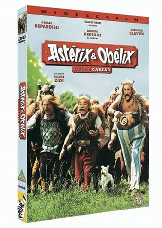 Asterix a Obelix - DVD - neuveden