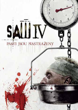 Saw IV - DVD - neuveden