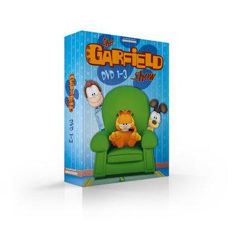 Garfield - kolekce 1 - 3 (3DVD)