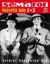 Semafor největší hity 1+2 - 2 DVD