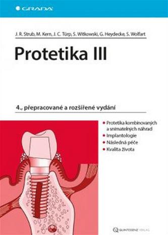 Protetika III - Rudolf Jörg Strub