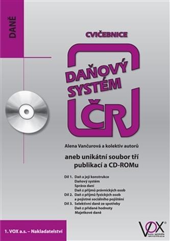 Daňový systém ČR cvičebnice 2016