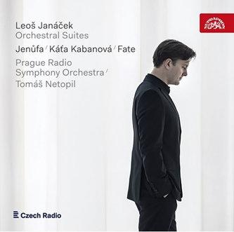 Janáček L.: Suity z oper - CD - Leoš Janáček