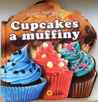Cupcakes a muffiny - domácí delikatesy - neuveden