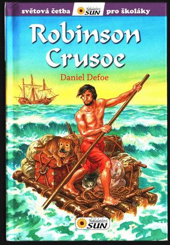 Robinson Crusoe - Světová četba pro školáky - Defoe Daniel