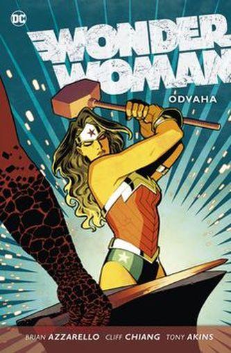 Wonder Woman Odvaha - Brian Azzarello