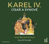 Karel IV. - Císař a synové - CDmp3