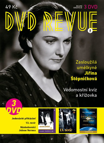 DVD Revue 1 - 3 DVD
