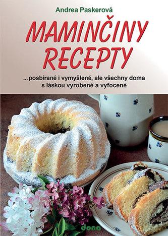 Maminčiny recepty - Paskerová Andrea