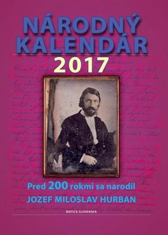 Národný kalendár 2017 - Štefan Haviar