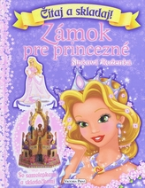 Zámok pre princezné - Šípková Ruženka - Čítaj a skladaj