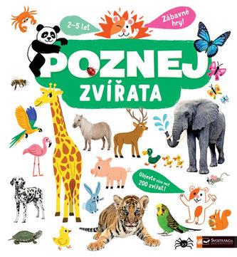 Poznej zvířata - Objevte více než 200 zvířat!