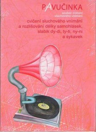 Pavučinka Sluchové vnímání