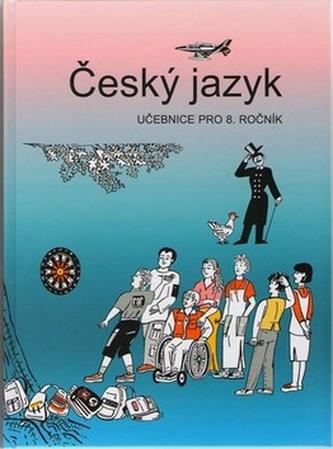 Český jazyk učebnice pro 8. ročník