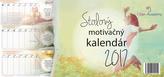 Stolový motivačný kalendár 2017