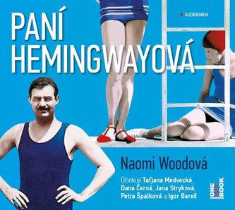Paní Hemingwayová - CDmp3 - Naomi Wood