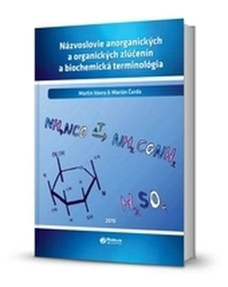 Názvoslovie anorganických a organických zlúčenín a biochemická terminológia