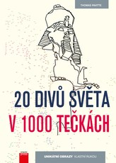20 divů světa v 1000 tečkách