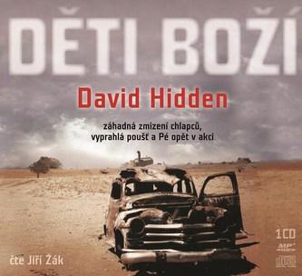 Děti boží - audiokniha - David Hidden