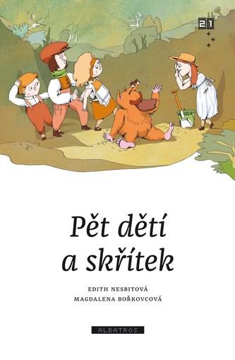 Pět dětí a skřítek - Edith Nesbitová