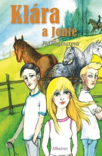 Klára a Jonte - Pia Hagmar